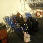 Auf der Kong Harald unterwegs zur Nordkappinsel