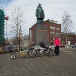 Amundsen-Denkmal in Tromsö