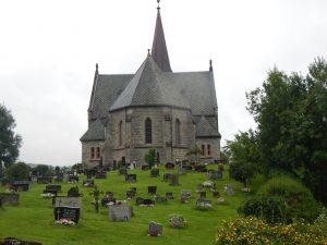 Kirche Melhus